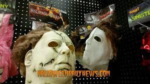 Spirit Halloween Animatronic Mask by Spirit Halloween 2014 Store Preview Halloween Daily News