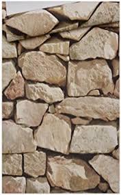 3d steinwand steinoptik fototapete wandbild steine wanddeko