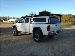 Pickup Truck Topper Racks Show Off Your Truck Shell Top ...