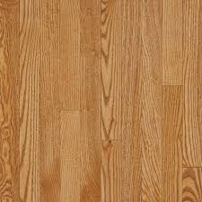 Gunstock Oak Hardwood Flooring Home Depot by Bruce Plano Oak Saddle 3 4 In Thick X 5 In Wide X Varying Length