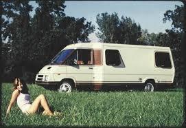 Curbside Classic 1985 Winnebago 23mpg LeSharo Turbo Diesel RV