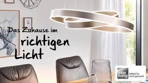 das zuhause im richtigen licht der interliving leuchten