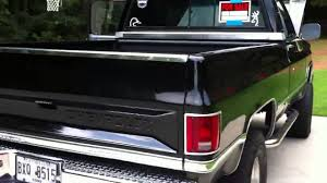 MY RESTORED 1984 CHEVY SILVERADO FOR SALE $12,500 O.B.O - YouTube