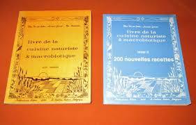 cuisine macrobiotique livre de la cuisine naturiste macrobiotique de der seelen elza