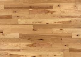 Hickory Hardwood Flooring Natural