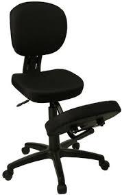 Ergonomic Kneeling Office Chair With Back by Amazon Com Ergonomic Kneeling Posture Task Chair W Back U0026 Wheels