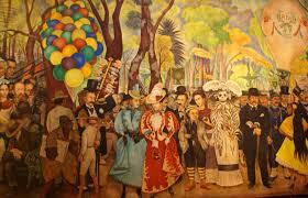 David Alfaro Siqueiros Murales Y Su Significado by El Mural Educación Artística