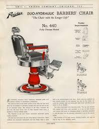 1930 s paidar barber shop beauty shop fixtures catalog no 40