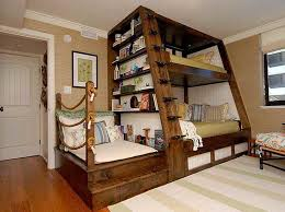 Charming Full Loft Bed With Desk How To Build A Loft Bed With Desk