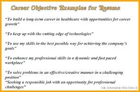 Resume Career Objective Civil Engineer Sample For Any Position Resumes
