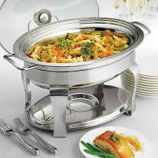 Tramontina 39 Litre Chafing Dish Stainless Steel
