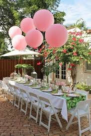 Elegant Outdoor Party Tables 3 Refreshing Summer Themes
