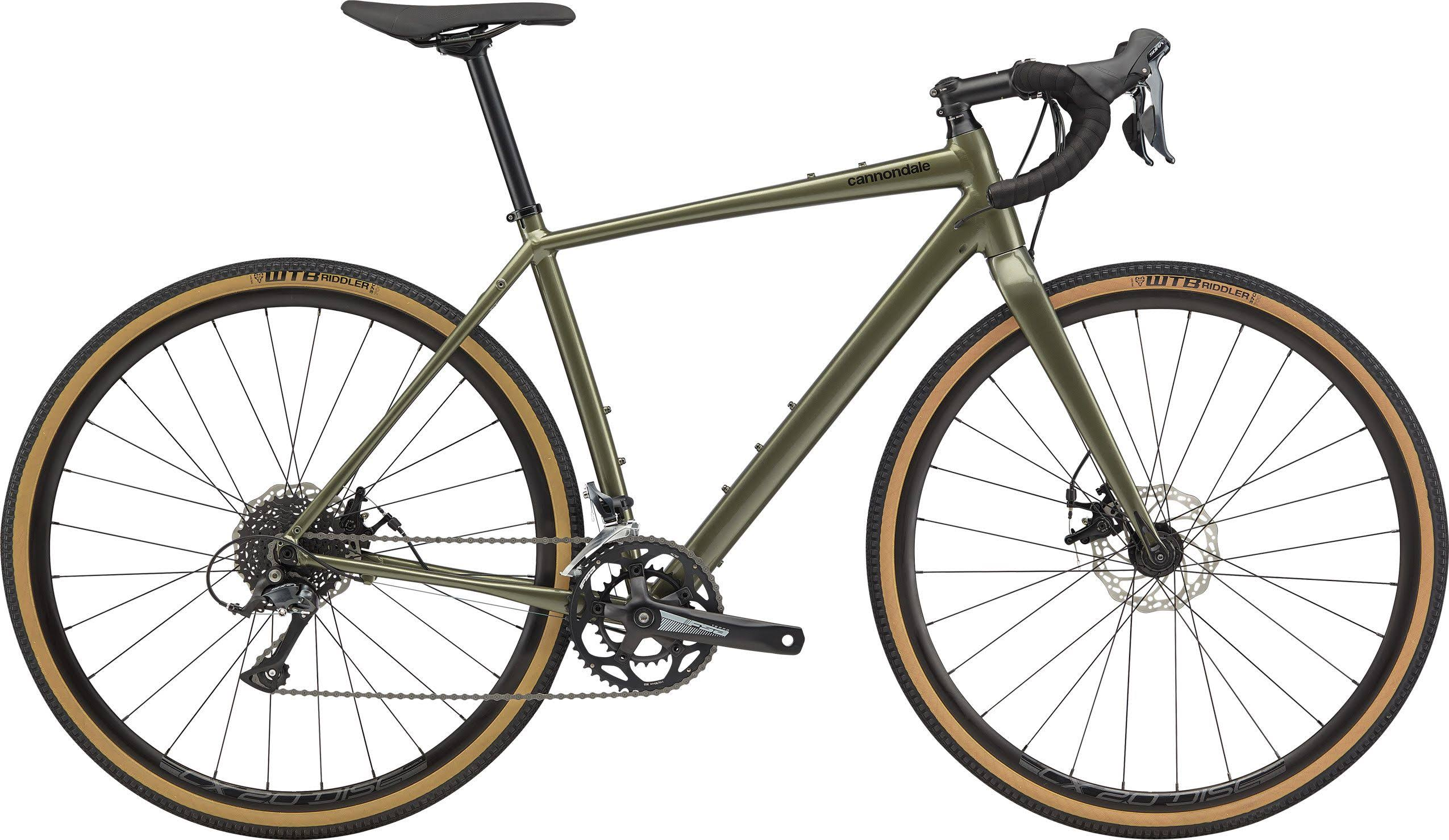 Cannondale Topstone Sora Gravel Bike 2020 Mantis