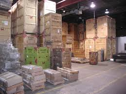 More Trade Show And Display Material Stored In Our Warehouse