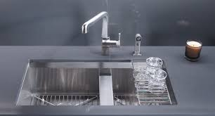 Kohler Hartland Sink Rack by Kohler Kitchen Sink Stainless Steel Material Udercounter