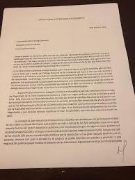 Carta En Ingles Ecosia