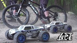 Losi 1/8 LST 3XL-E 4WD Monster Truck RTR With AVC Technology - YouTube