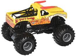 100 El Toro Monster Truck Amazoncom Hot Wheels Jam Loco Yellow Toys