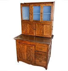 What Is A Hoosier Cabinet by Antique Oak Hoosier Cabinet Ebth