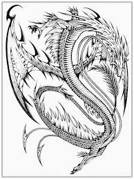 Best Of Amazing Coloring Pages Dragons Free Printable Chinese Dragon