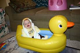 Inflatable Bath For Toddlers by Tips And Tricks For Bathing Babies And Toddlers A Recipe For