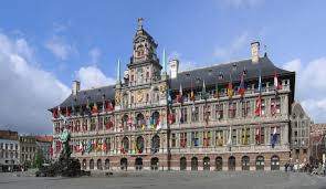 100 Where Is Antwerp Located City Hall Wikipedia