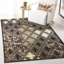 teppich 258 beige grau siela quadratisch höhe 8 mm beige teppich kurzflor wohnzimmer modern kaufen otto