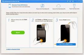 iOS Data System Recovery iOS DFU Mode How To Enter And Exit DFU