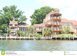100 Modern Lake House House Stock Image Image Of Relax Modern Boat 99115955