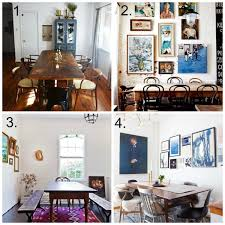 AN ECLECTIC DINING ROOM IN THE MAKING Our Home