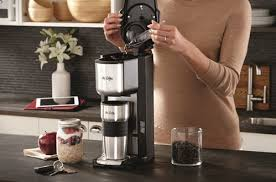 Introducing The New Mr CoffeeR Single Cup Coffee Maker With Built In Grinder