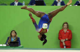 Simone Biles Floor Routine 2017 by Rio 2016 It U0027s Official Simone Biles Is Spectacular Wsj