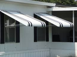 Strong and Durable Aluminum Awnings