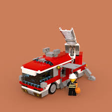 LEGO MOC-17584 Lego City Firetruck (Town > City 2018) | Rebrickable ... Amazoncom Lego City Fire Truck 60002 Toys Games Lego 7239 I Brick Station 60004 With Helicopter Engine Ladder 60107 Sets Legocom For Kids My 4x4 Building Set Ages 5 12 Shared By Fire Truck Other On Carousell Man Lot 4209 7206 7942 4208 60003 Young Boy Playing With A Wooden Table City Fire Ladder Truck Brubit