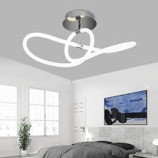 led deckenle decken leuchte 40w 360 lichtstrahler kaltweiß wohn schlafzimmer le a