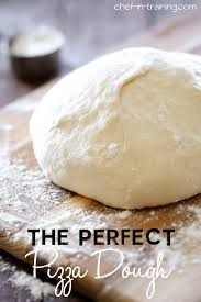 The PERFECT Pizza Dough Recipe From Chef In Training This