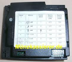 si steuerung tcmc 8 si elektronik teile münzprüfer