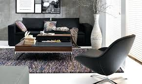 Black Leather Couch Decorating Ideas by Black Living Room Furniture Decorating Ideas U2013 Uberestimate Co