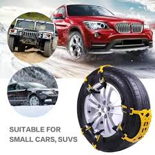 Hot Sale 1pcs TPU Snow Chains Universal Car Suit 165-265mm Tyre ...