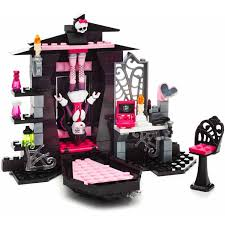 mega bloks monster high draculaura vtastic room walmart com