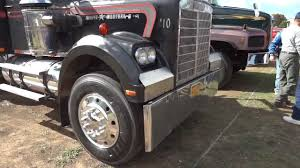 1977 White Western Star - Maximum Overdrive Truck - YouTube