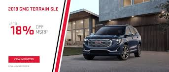 Crain Buick GMC Is YOUR New & Used Car Dealer In Springdale, AR