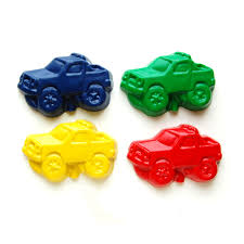 99 Monster Truck Party Favors Package Of 12 Shaped