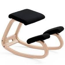 si e assis genoux siege ergonomique assis genoux varier variable chaises
