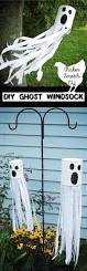 Halloween Mantel Scarf Pattern by Diy Tin Can Ghost Windsock Diy Tutorial Tutorials And Craft