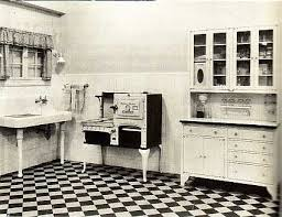 Wow What A 1920s Kitchen