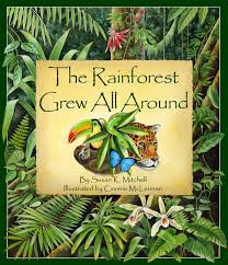 Halloween Themed Books For Toddlers by 7 Children U0027s Books About Rainforests Delightful Children U0027s Books