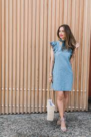This Chambray Dress Now Up On MLovesM