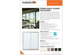 Andersen 200 Series Patio Door Lock by 200 Series Perma Shield Gliding Patio Door