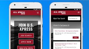 U.S. Xpress Sees More Job Applicants Thanks To Faster Mobile Web ...